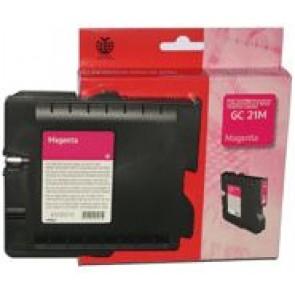 405534 Gélpatron Aficio GX 3000, 3050N nyomtatókhoz, RICOH Type GC21 vörös