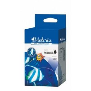 PGI-580XXL Tintapatron Pixma TR7550, TS8150, TS9150 nyomtatókhoz, VICTORIA, fekete, 25,7ml