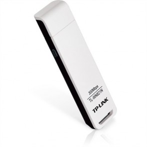"USB WiFi adapter, 300Mbps, TP-LINK ""TL-WN821N"""