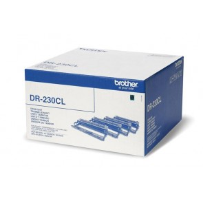 DR230 Dobegység HL 3040CN, 3070CW nyomtatókhoz, BROTHER b+c+m+y, 4*15k