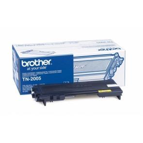 TN2005 Lézertoner HL 2035, 2037, 2037E nyomtatókhoz, BROTHER fekete, 1,5k