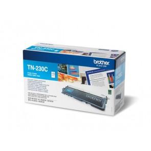 TN230C Lézertoner HL 3040CN, 3070CW nyomtatókhoz, BROTHER, cián, 1,4k