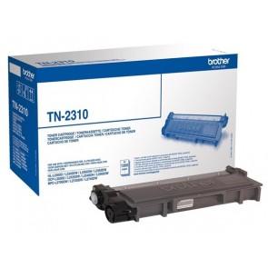 TN2310 Lézertoner HL L2300D, DCP L2500D nyomtatókhoz, BROTHER, fekete, 1,2k