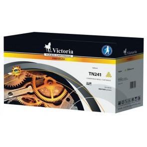 TN241Y Lézertoner HL 3140CW, 3150CDW, DCP 9020CDW nyomtatókhoz, VICTORIA sárga, 1,4k