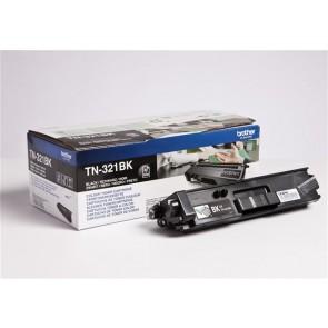 TN321B Lézertoner HL L8250CDN, DCP L8400CDN nyomtatókhoz, BROTHER, fekete, 2,5k