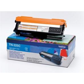 TN325C Lézertoner HL 4150CDN, 4570CDW nyomtatókhoz, BROTHER, cián, 3,5k