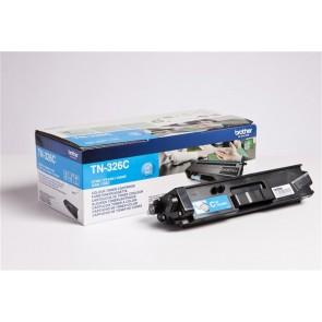 TN326C Lézertoner HL L8250CDN, DCP L8400CDN nyomtatókhoz, BROTHER, cián, 3,5k