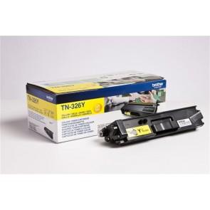 TN326Y Lézertoner HL L8250CDN, DCP L8400CDN nyomtatókhoz, BROTHER, sárga, 3,5k