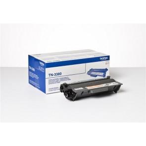 TN3380 Lézertoner HL 5440D, 5450DN, 5470DW nyomtatókhoz, BROTHER fekete, 8k
