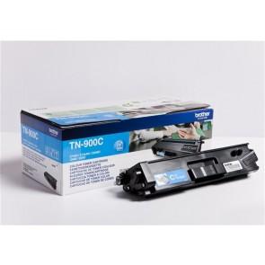 TN900C Lézertoner HL-L9200CDWT, MFC-L9550CDW nyomtatókhoz, BROTHER, cián, 6k