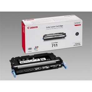 CRG-711B Lézertoner i-SENSYS LBP 5300 nyomtatóhoz, CANON fekete, 6k