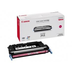 CRG-711M Lézertoner i-SENSYS LBP 5300 nyomtatóhoz, CANON vörös, 6k
