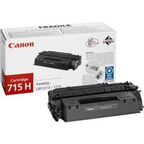 CRG-715B Lézertoner i-SENSYS LBP 3310, 3370 nyomtatókhoz, CANON fekete 7k