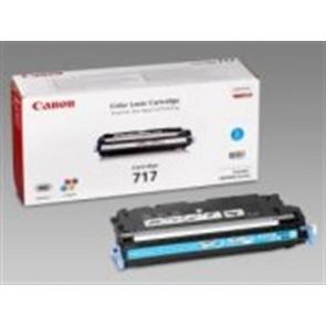 CRG-717C Lézertoner i-SENSYS MF 8450 nyomtatóhoz, CANON, cián, 4k