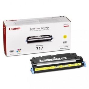 CRG-717Y Lézertoner i-SENSYS MF 8450 nyomtatóhoz, CANON, sárga, 4k