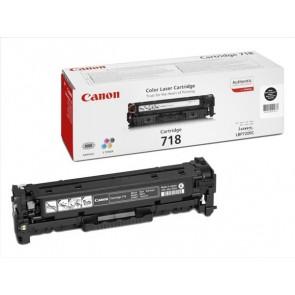 CRG-718B Lézertoner i-SENSYS LBP 7200CDN, MF 8330 nyomtatókhoz, CANON fekete, 3,4k