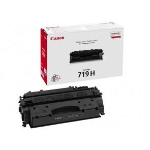 CRG-719H Lézertoner i-SENSYS LBP6300DN, 6650DN nyomtatókhoz, CANON, fekete, 6,4k