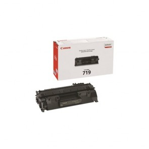 CRG-719A Lézertoner i-SENSYS LBP6300DN, 6650DN nyomtatókhoz, CANON, fekete, 2,1k
