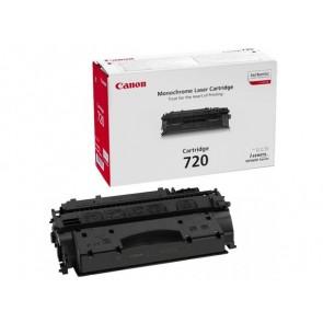 CRG-720 Lézertoner i-SENSYS MF 6680DN nyomtatóhoz, CANON, fekete, 5k