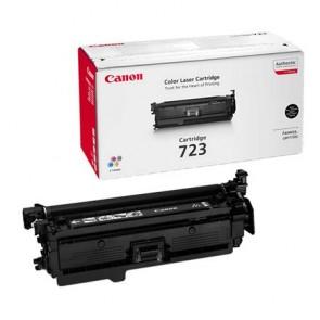 CRG-723BH Lézertoner i-SENSYS LBP 7750CDN nyomtatóhoz, CANON fekete, 10k