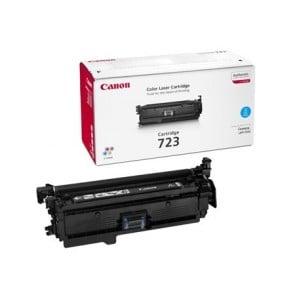 CRG-723C Lézertoner i-SENSYS LBP 7750CDN nyomtatóhoz, CANON, cián, 8,5k