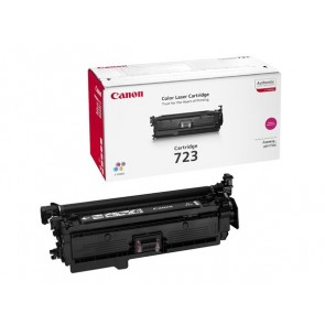 CRG-723M Lézertoner i-SENSYS LBP 7750CDN nyomtatóhoz, CANON vörös, 8,5k