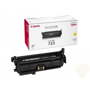 CRG-723Y Lézertoner i-SENSYS LBP 7750CDN nyomtatóhoz, CANON, sárga, 8,5k