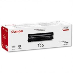 CRG-726 Lézertoner i-SENSYS LBP 6200D nyomtatóhoz, CANON, fekete, 2,1k