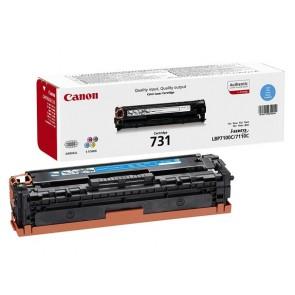 CRG-731C Lézertoner MF 8230 nyomtatóhoz, CANON kék, 1,5k