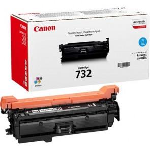 CRG-732 Lézertoner i-SENSYS LBP7780CX nyomtatóhoz, CANON, cián, 6,4k