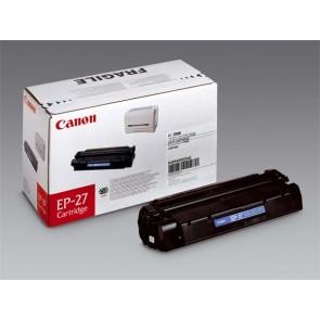 EP-27B Lézertoner Laser Shot LBP 3200, MF3110, 3220 nyomtatókhoz, CANON fekete, 2,5k