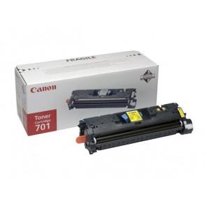 EP-701B Lézertoner Laser Shot LBP 5200, i-SENSYS MF8180C nyomtatókhoz, CANON fekete, 5k
