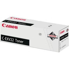 C-EXV22 Fénymásolótoner IR 5050 fénymásolóhoz, CANON, fekete, 48k