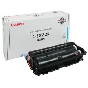 C-EXV26C Fénymásolótoner IRC 1021i fénymásolóhoz, CANON kék, 6k
