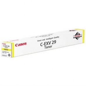 C-EXV29Y Fénymásolótoner IRC 5030 fénymásolóhoz, CANON, sárga, 27k
