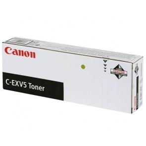 C-EXV5 Fénymásolótoner IR 1600, 1605, 2000 fénymásolókhoz, CANON fekete, 15,7k