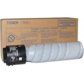 TN 116 Lézertoner Ineo 165 nyomtatókhoz, DEVELOP fekete