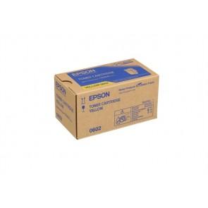 S050602 Lézertoner Aculaser C9300N nyomtatóhoz, EPSON sárga, 7,5k
