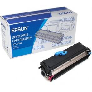 S050166 Lézertoner EPL 6200 nyomtatóhoz, EPSON, fekete, 6k