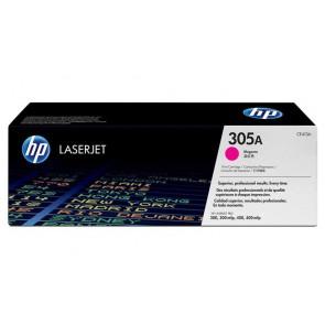 CE413A Lézertoner LaserJet Pro 300 MFP M375 nyomtatóhoz, HP 305A, magenta, 2,6k