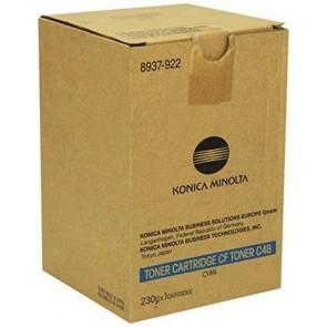 8937-922 Lézertoner CF-2002 nyomtatóhoz, KONICA-MINOLTA kék, 11,5k