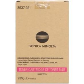 8937-921 Lézertoner CF-2002 nyomtatóhoz, KONICA-MINOLTA vörös, 11,5k