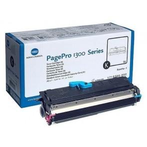 1710-566-002,001 Lézertoner PagePro 1300w, 1350w nyomtatókhoz, KONICA-MINOLTA fekete 3k