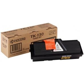 TK130 Lézertoner FS 1028DP MFP, 1300D nyomtatóhoz, KYOCERA, fekete, 7,2k