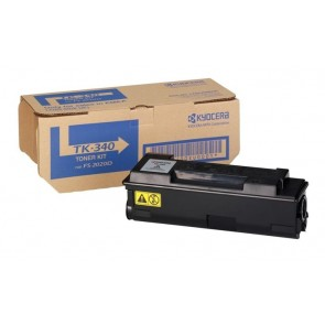 TK340 Lézertoner FS 2020DN nyomtatóhoz, KYOCERA, fekete, 12k