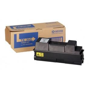 TK360 Lézertoner FS 4020DN nyomtatóhoz, KYOCERA, fekete, 20k