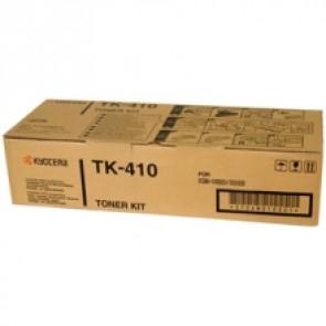 TK410 Fénymásolótoner KM 1620, 1650 fénymásolókhoz, KYOCERA-MITA fekete, 15k