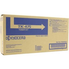 TK475 Lézertoner FS 6025MFP, 6030MFP nyomtatókhoz, KYOCERA fekete, 15k