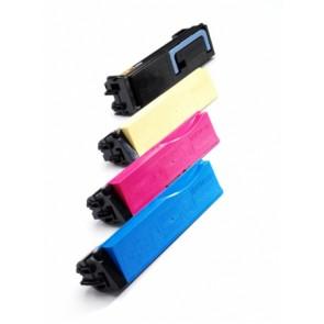 TK540K Lézertoner FS C5100DN nyomtatóhoz, KYOCERA fekete, 5k