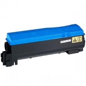TK560C Lézertoner FS C5300DN nyomtatóhoz, KYOCERA kék, 10k